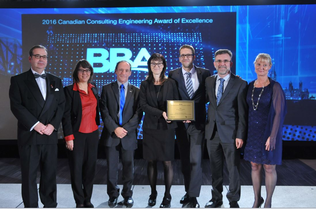 BBA wins Award of Excellence for their work on the @Enerkem #Alberta Biofuels project! Congratulations! #CCEawards https://t.co/kl5zc6ESg3