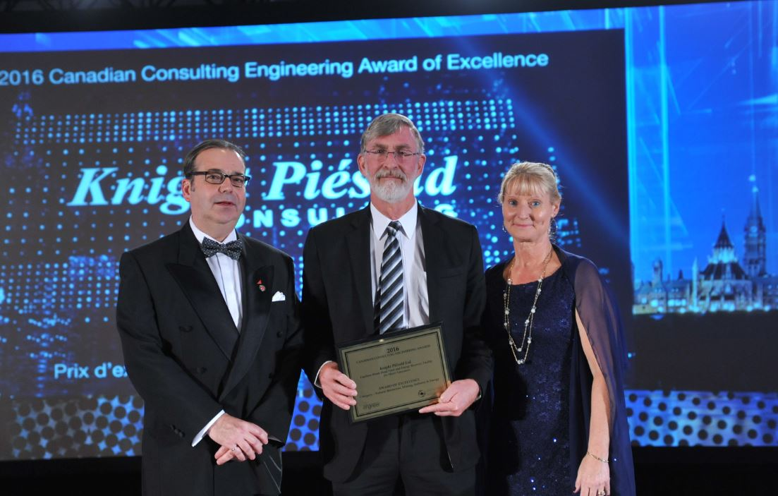 For Capilano Break Head Tank & Energy Recovery Facility Project, @kp_canada    honoured with Award of Excellence! #CCEawards https://t.co/9jJlX5WGmC
