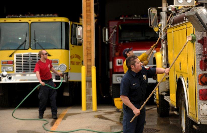 Wildfire worries delay Jefferson County rezoning decision on Catholic retreat center