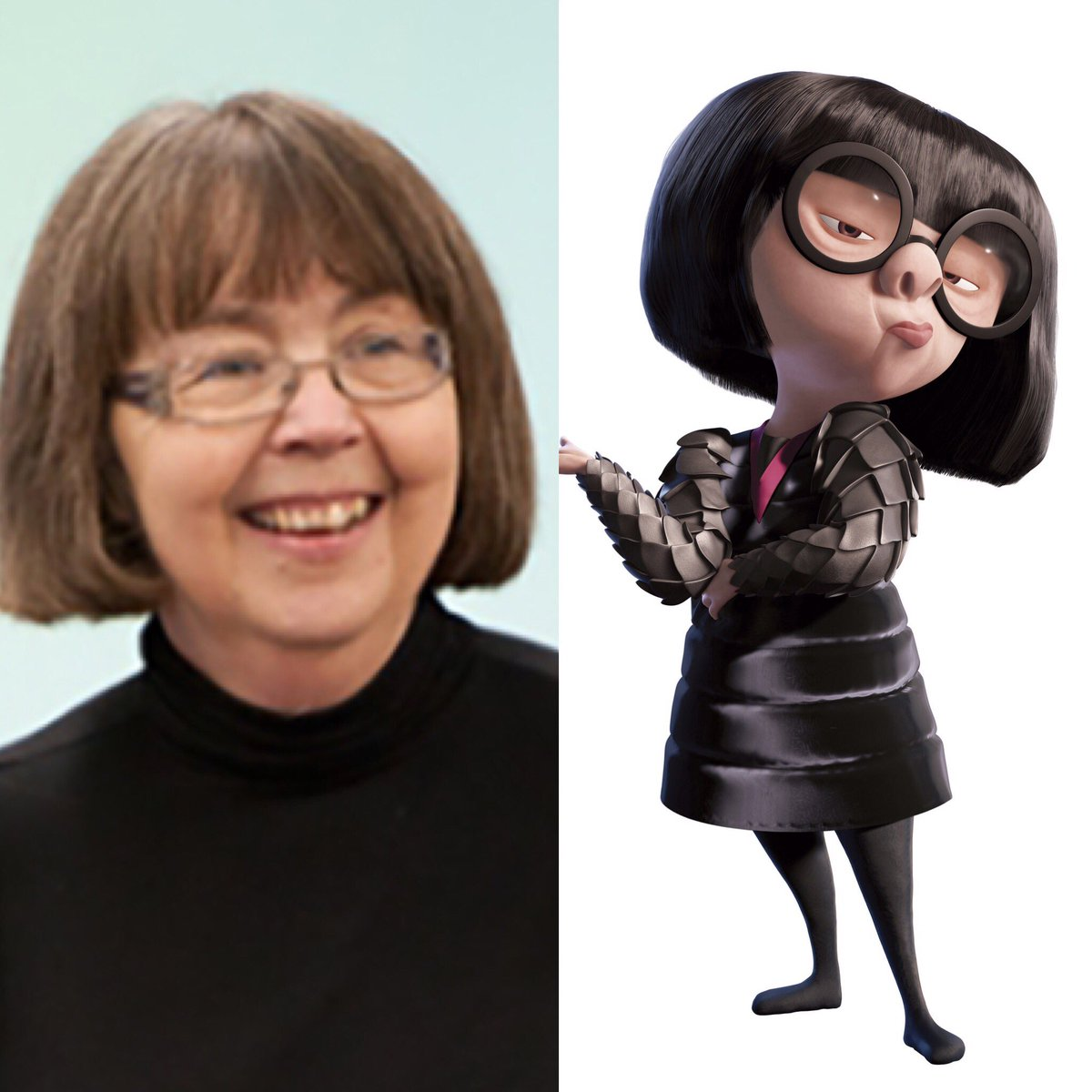 Torrey Appel On Twitter My Advisor Wants To Be The Costume Designer From The Incredibles So Badly