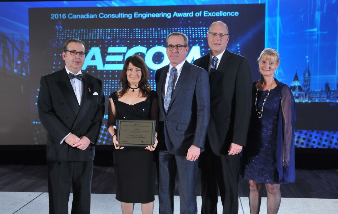 .@AECOM wins Award of Excellence for Giant Mine Roaster Complex Decontamination & Deconstruction project in #Yellowknife! #CCEawards https://t.co/fjzHw0Jwmb