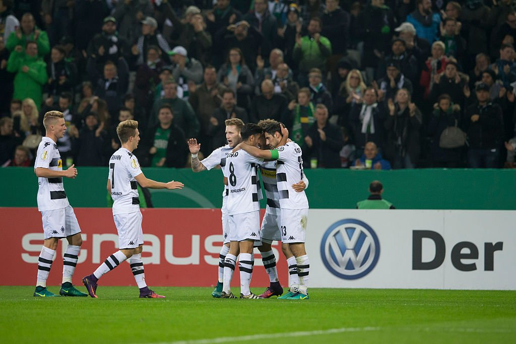 Video: Borussia M gladbach vs Stuttgart