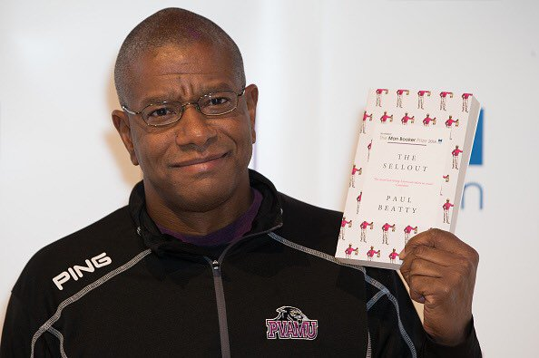 Congratulations to Paul Beatty, winner of Man Booker Prize for