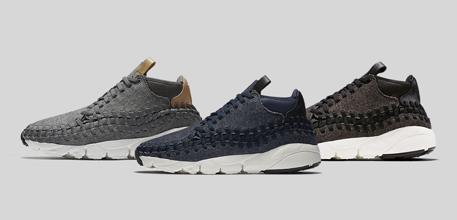 new style 12eb8 ddc39 Nike Air Footscape Woven Chukka SE launches ONLINE Friday 28th October  08 00BST  hanon  nike  footscape ...