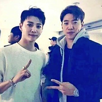 """The Nabi Project on Twitter: """"B.A.P Yongguk's twin brother ..."""