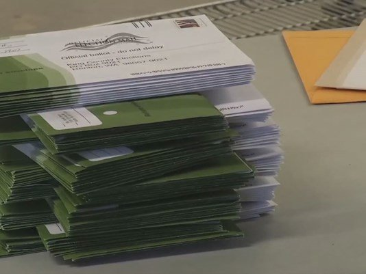 Mail-in ballots in Snohomish, Whatcom & Douglas Counties need more than 1 stamp, here's why