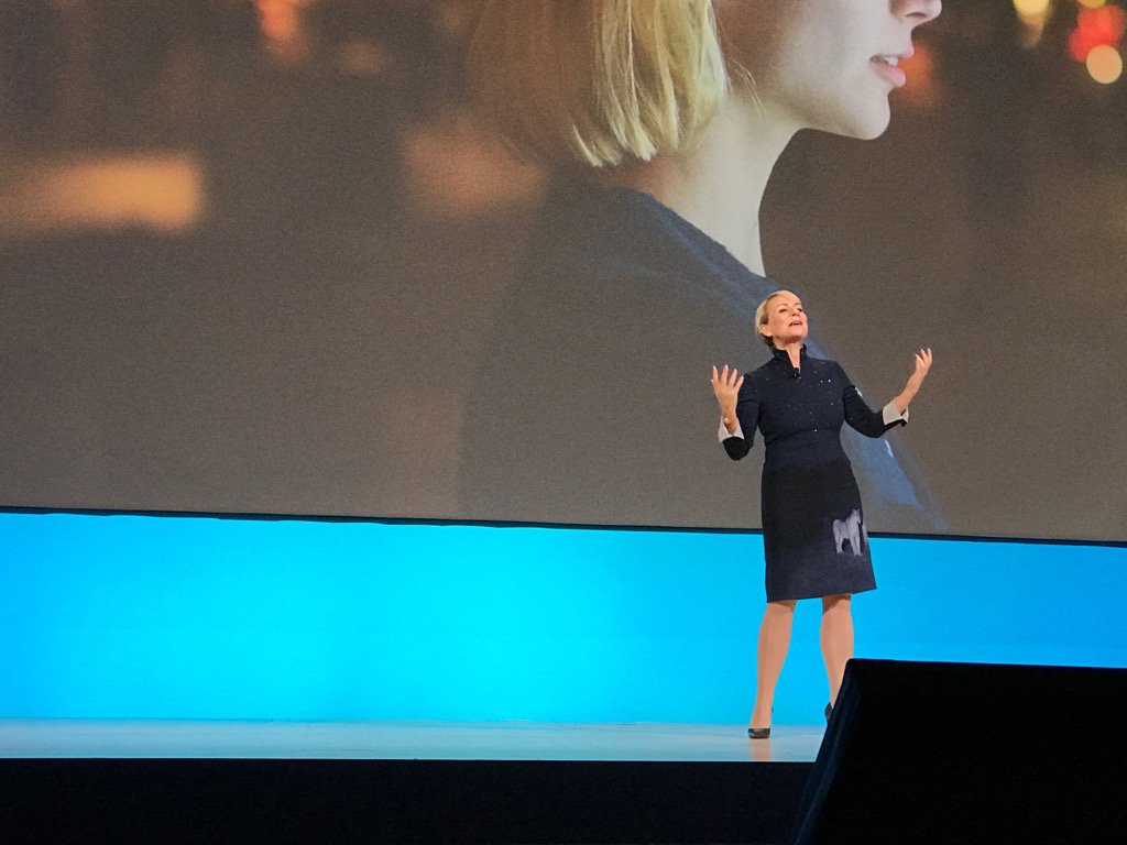 We have been digitizing every part of our lives. @harrietgreen1 #ibmwow #WatsonIoT https://t.co/PaDwW4bP2u