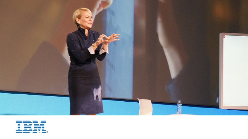The #IoT is changing the way all of us interact with the physical world, says @harrietgreen1 at #ibmwow #WatsonIoT https://t.co/NxGMUsG3bE