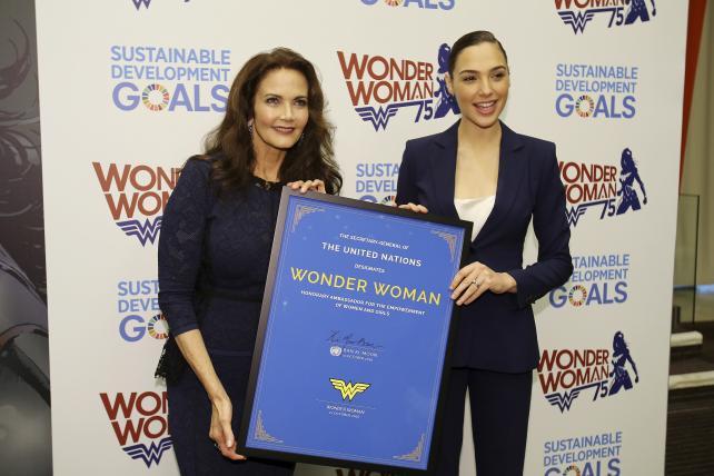 .@UN staffers petition to recall #WonderWoman as ambassador for women and girls https://t.co/l9a3uLUb0w https://t.co/gXxYNXerh4