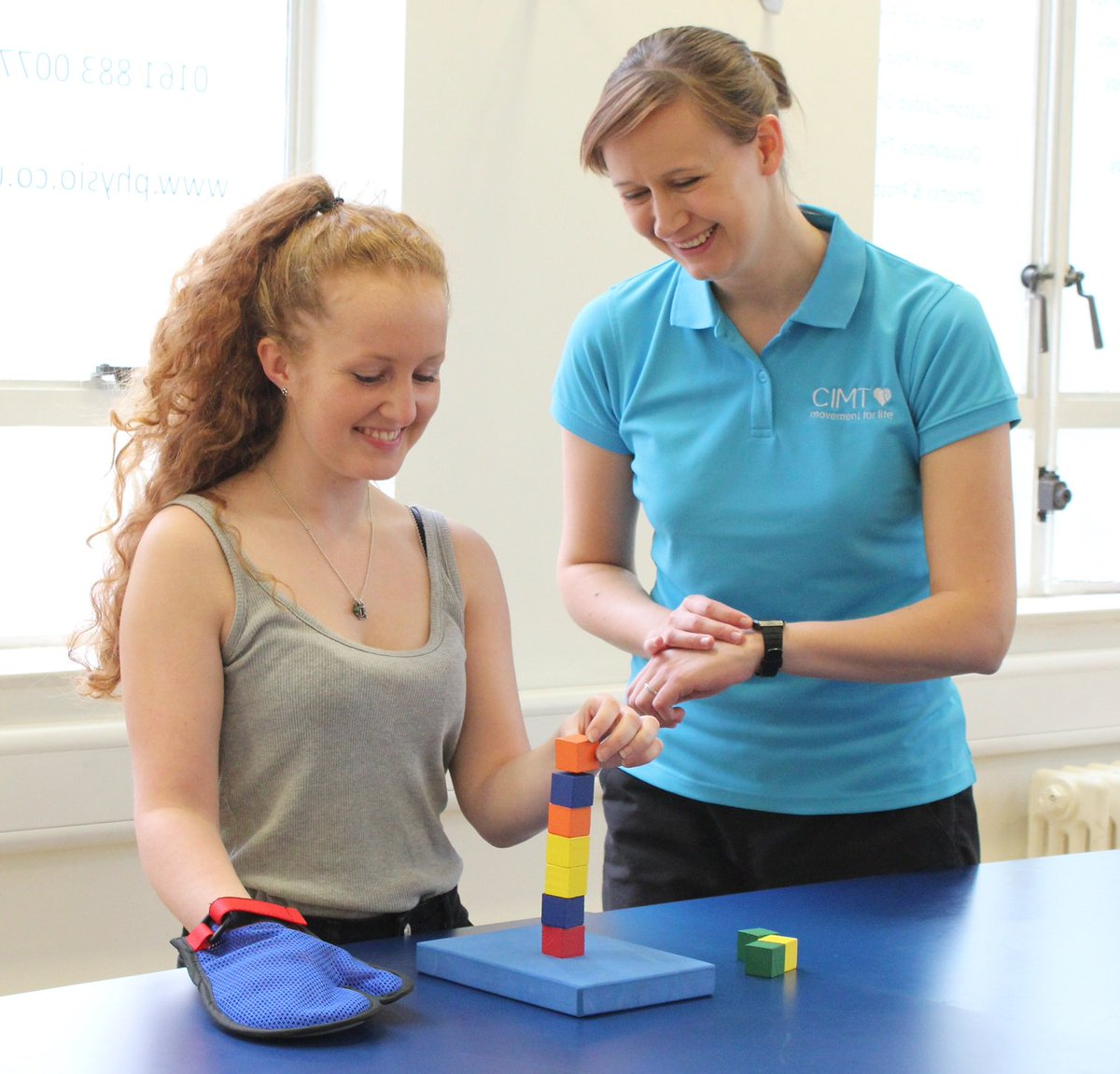 [WEB SITE] What is CIMT – Constraint Induced Movement Therapy