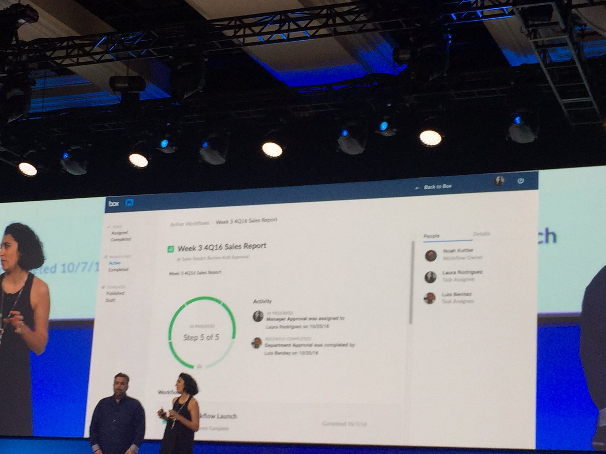 Box Relay and IBM Watson Workspace are reshaping the way we work #ibmwow #IBMandBox https://t.co/UesmWDMe6w