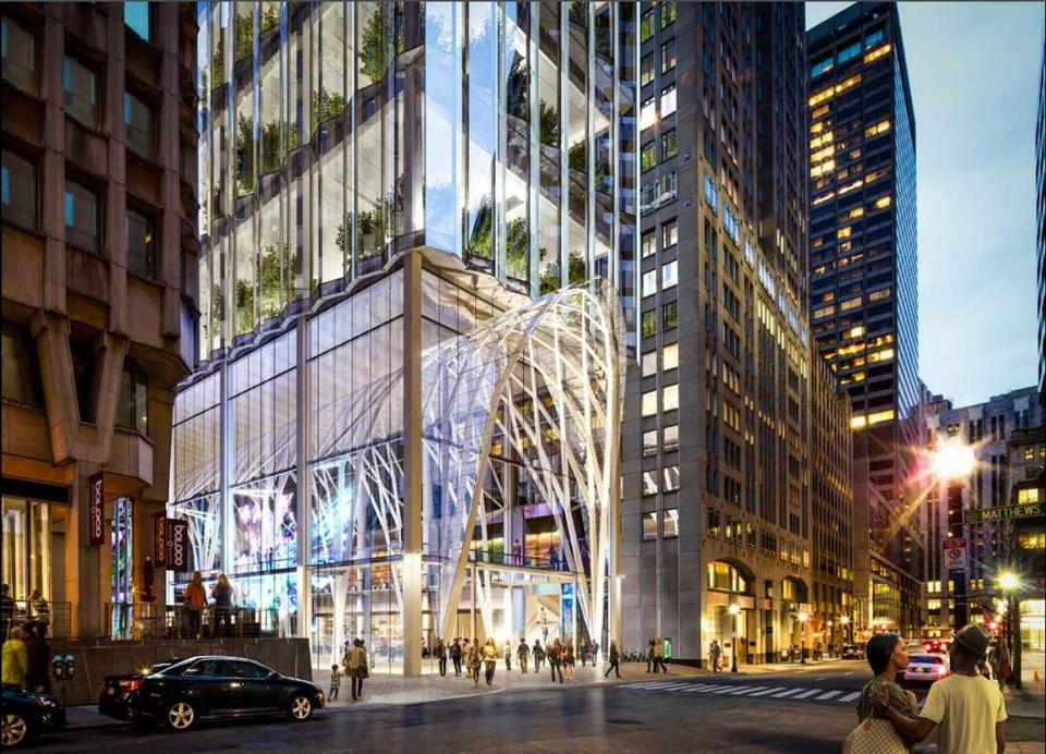 It's official: Winthrop Square Garage will be turned into one of Boston's tallest towers
