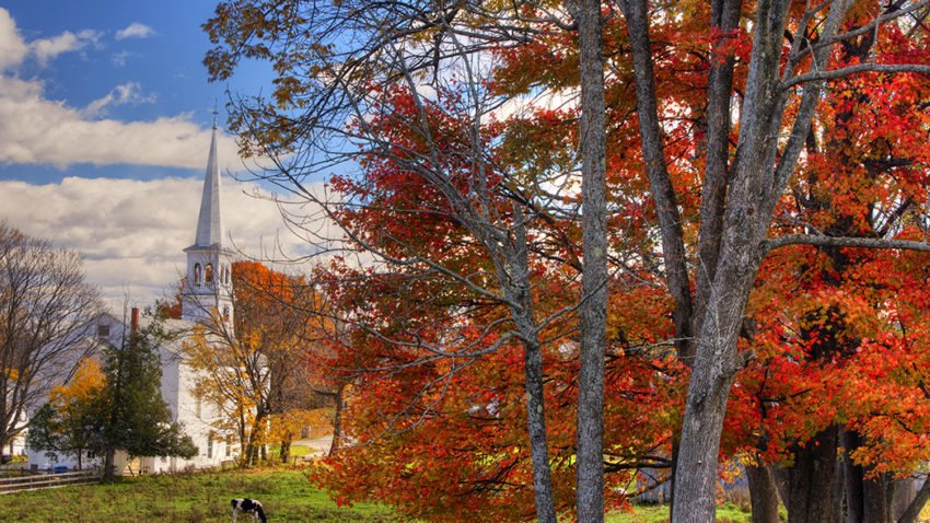 Your ultimate guide to fall in New England