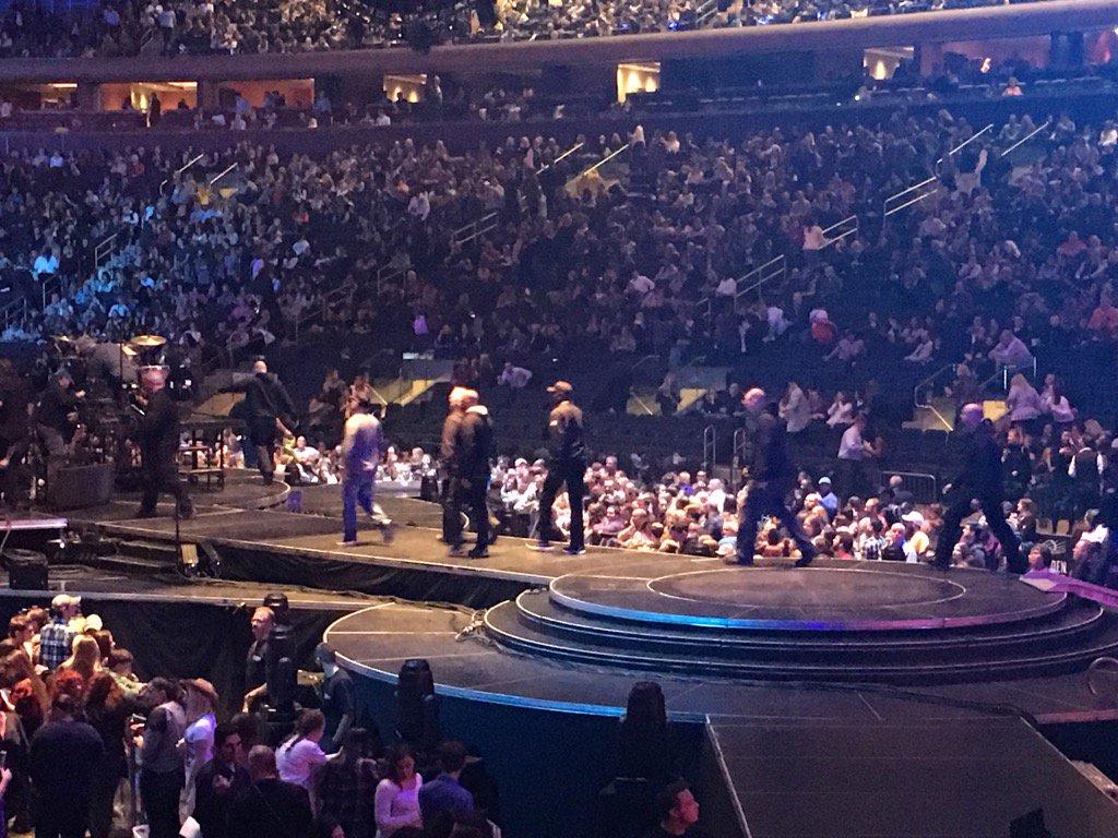 Oct 25 2016 New York Ny Madison Square Garden