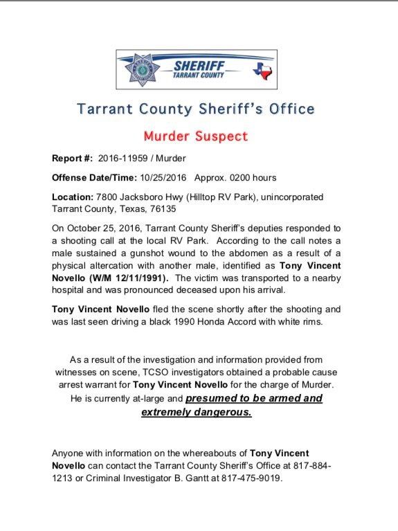 tarrantcountyso photo