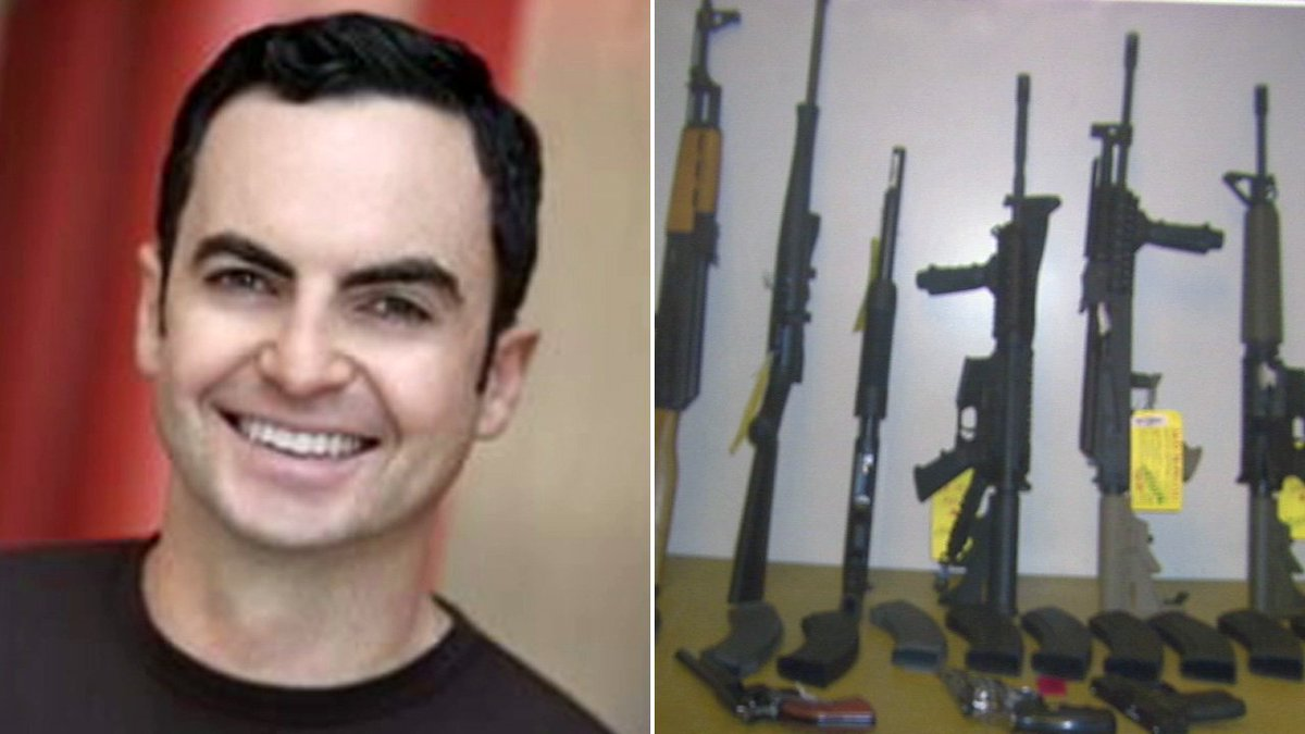 Man with arsenal threatens Islamic Center of Southern California, LAPD says