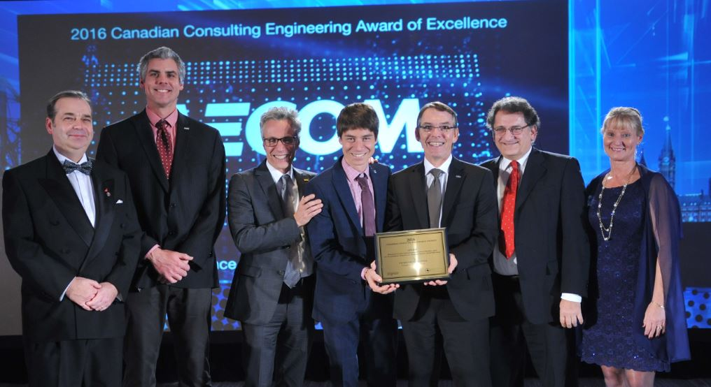.@AECOM wins Award of Excellence: Planning protection #infra against natural disasters caused by climate change in Haiti Project! #CCEawards https://t.co/4YGndhwWuU