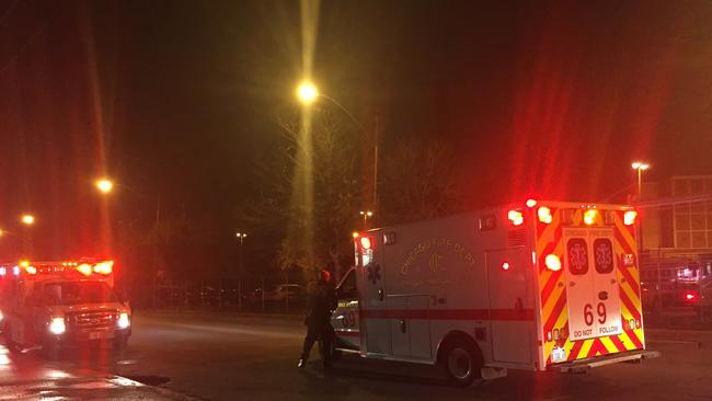 At least 9 injured during stabbing incident at County Jail