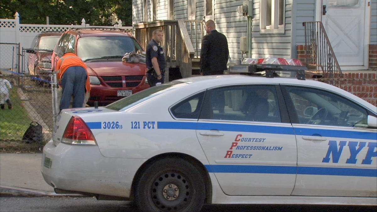 Woman, 68, found dead with dog bite marks to body in Staten Island basement: NYPD