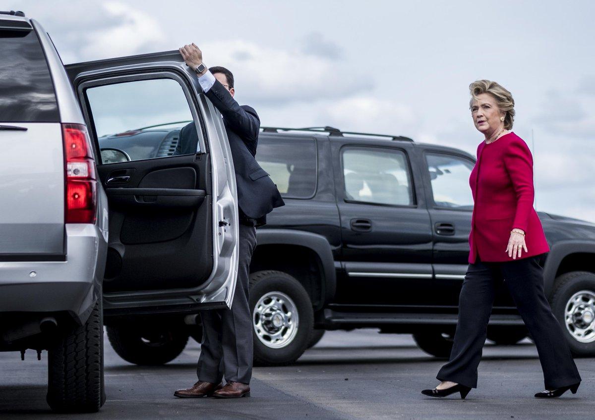 Hacked emails show turmoil on Hillary Clinton's team