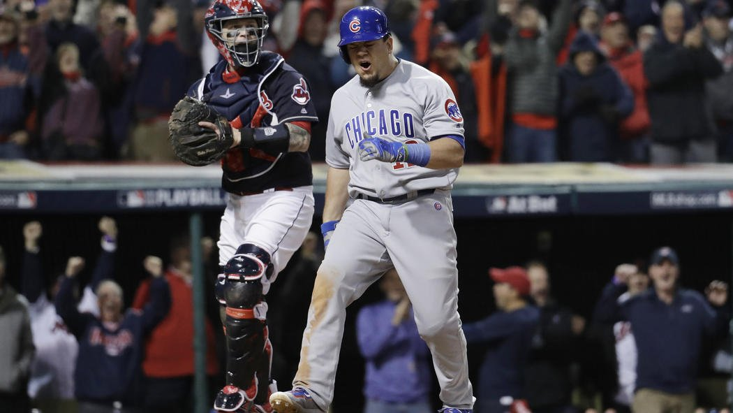 Cubs fall to Indians 6-0 in Game 1 of World Series