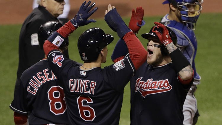 Indians take Game 1 of World Series behind excellent pitching