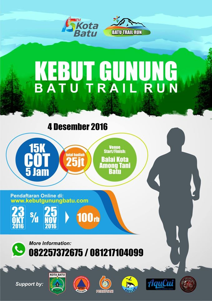 Kebut Gunung Batu Trail Run