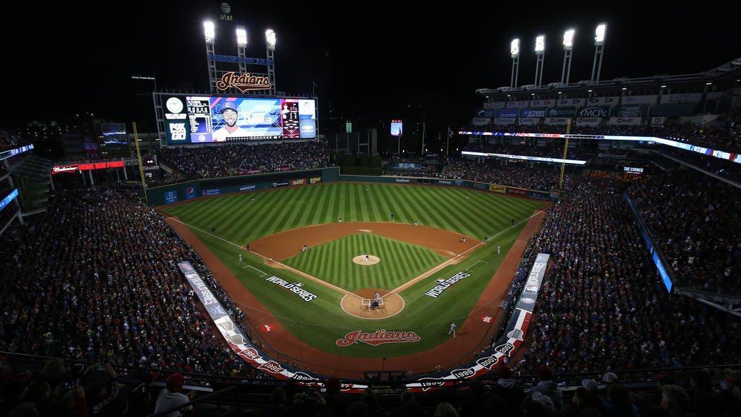 Cubs-Indians Game 2 starting time moved up to 6:08 p.m. CT due to threat of rain