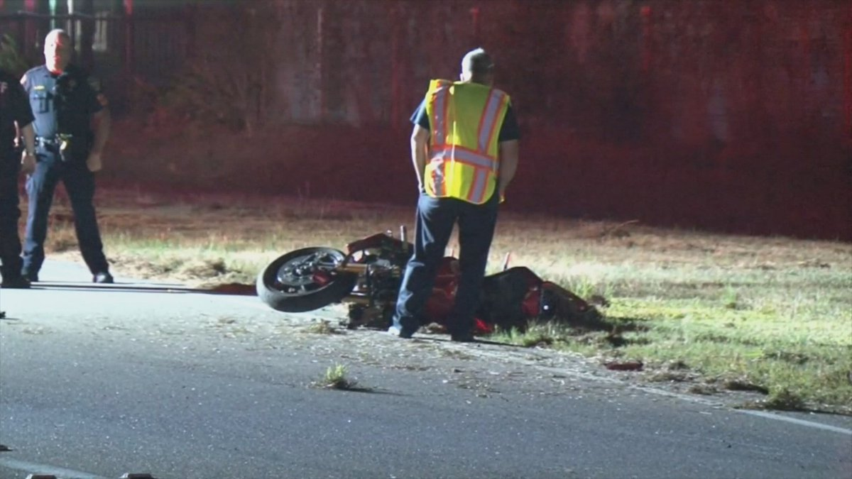 Man not wearing helmet killed in Spring motorcycle crash HouNews KHOU