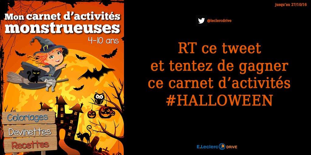 Eleclerc Drive On Twitter Jeu Concours Pour Tenter De Gagner