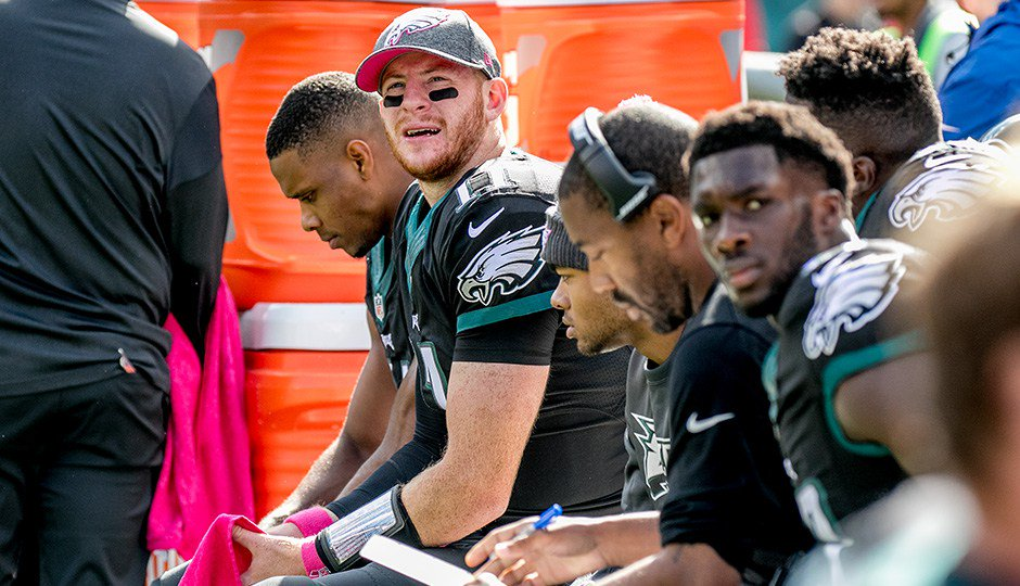 Eagles Wake-Up Call: Carson Wentz Needs More Weapons