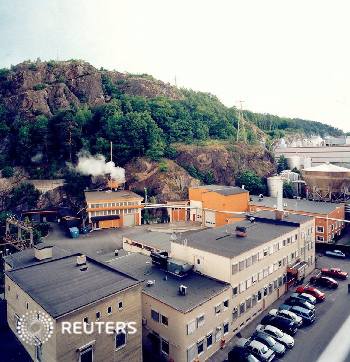 Radioactive leak at a Norwegian nuclear reactor poses no risk to workers or the environment