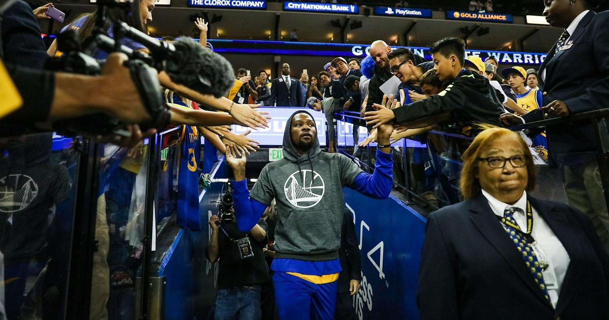 Warriors' loss in opener belies high expectations via @annkillion