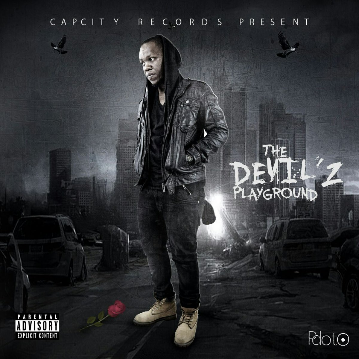 #DevilzPlayground 4 days until the album drops. What a work of art. So proud of my bro @PdotO_SA https://t.co/PVR94rfGz4