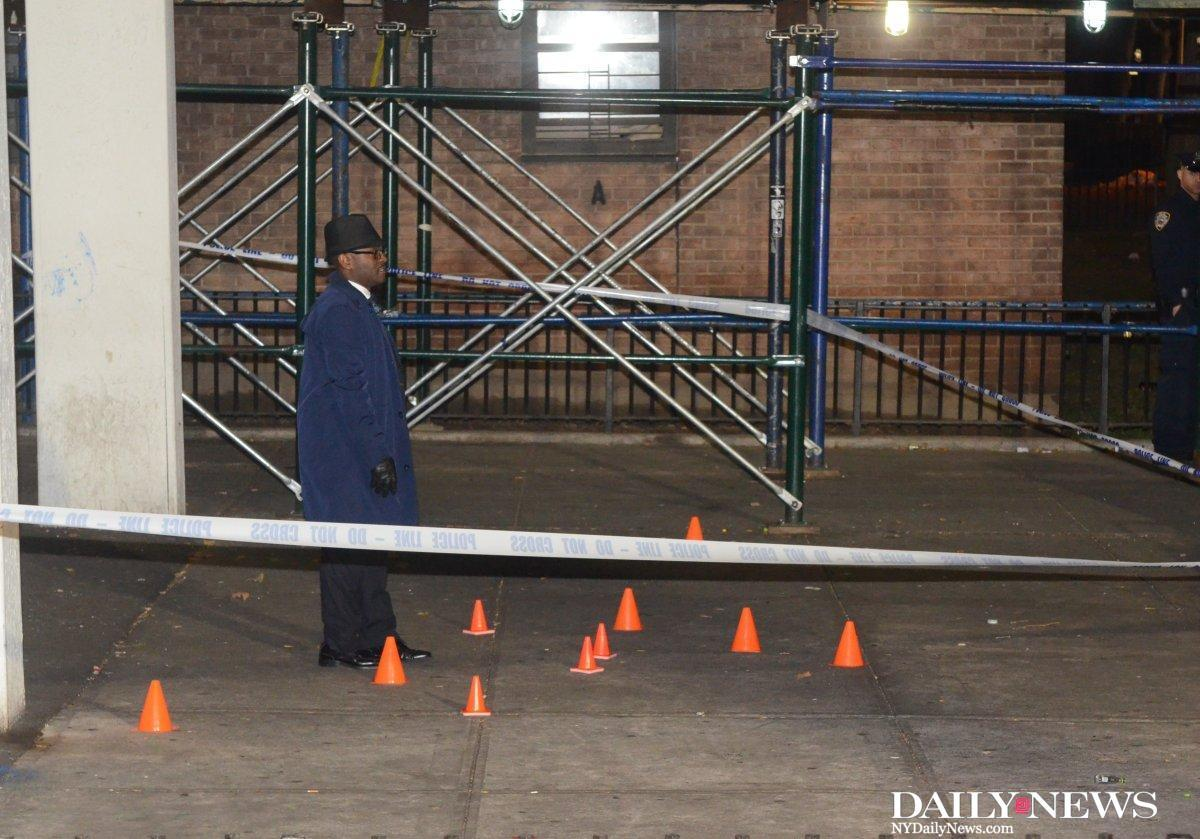 The Bronx man killed by a man in a wheelchair had survived two shootings