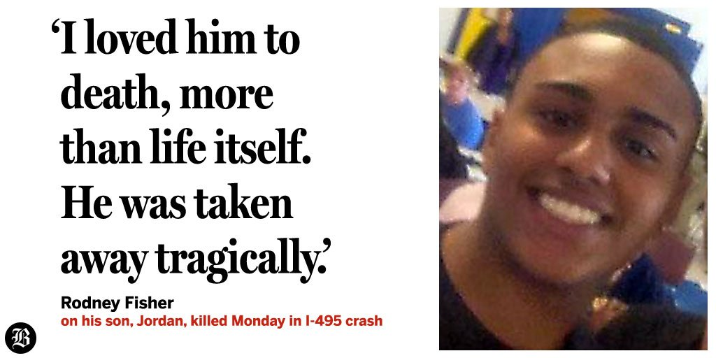 Four students heading back to college were among those killed in the I-495 wreck