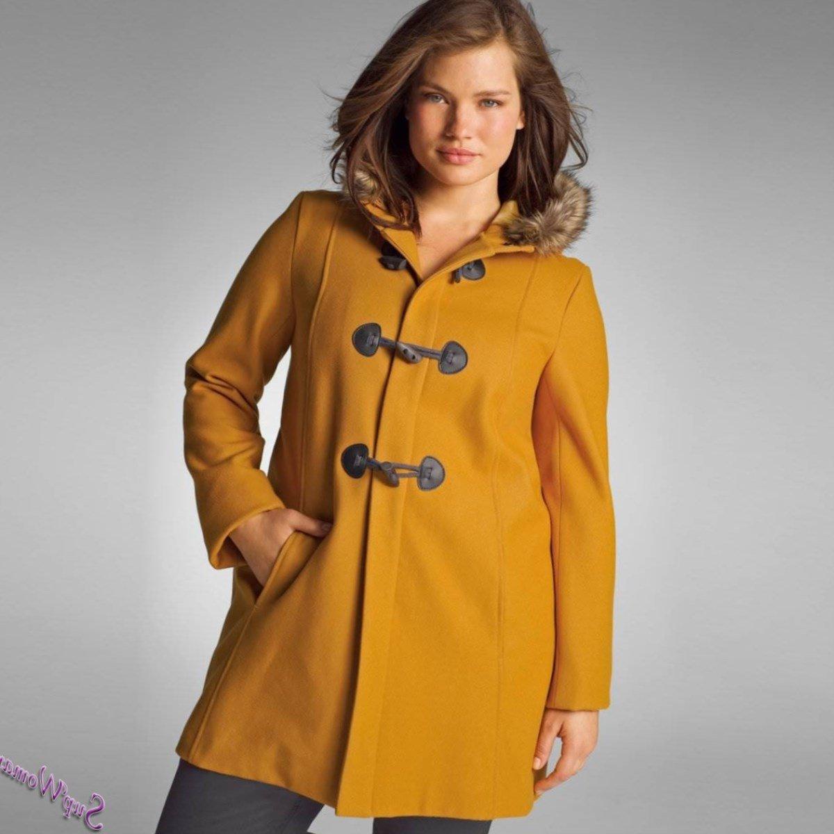 верхняя одежда для полных женщин зима где выбрать в интернет магазине
