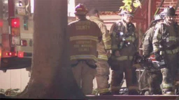 Coroner called to house blaze in Chester Co.-