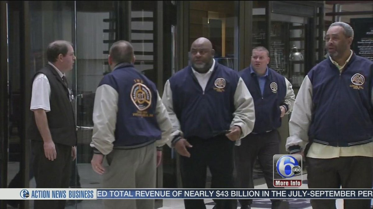 A strike looms for Septa workers in Philadelphia. The deadline is on Monday.