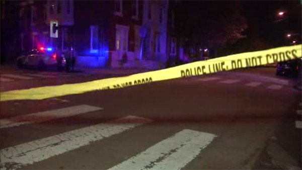 Young man shot in Strawberry Mansion-