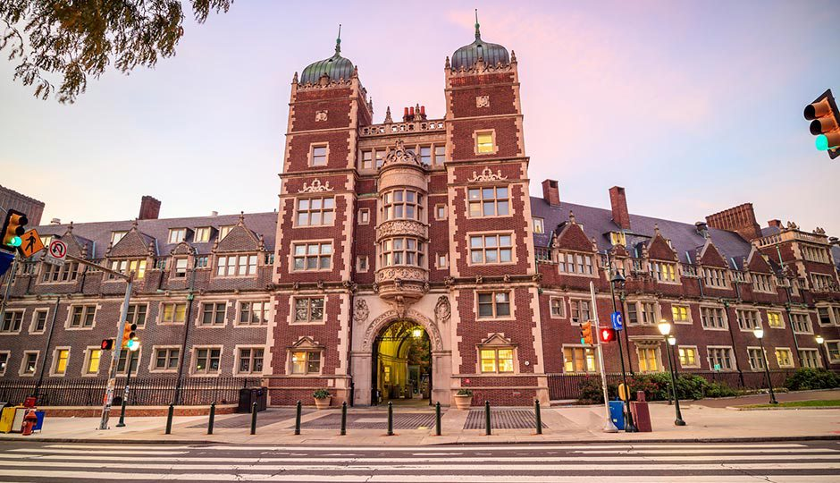 Four Philly Schools Made the U.S. News List of the World's BestColleges