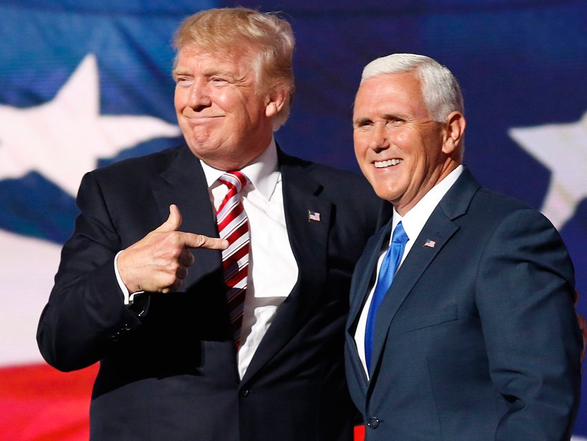 Trump touts hotel as Pence heads to Utah in waning days