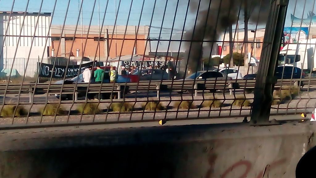 RT @kbotello77 @reddeemergencia @biobio  Choque por alcance frente al terminal pesquero vespucio sur   @Carabdechile en el lugar