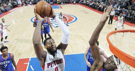 For Pistons' next step, Drummond must be big, writes @bobwojnowski