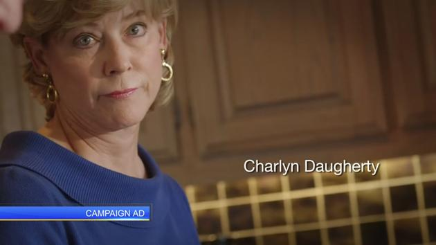 Hilarious campaign ad features candidate's wife's desperation - abc13