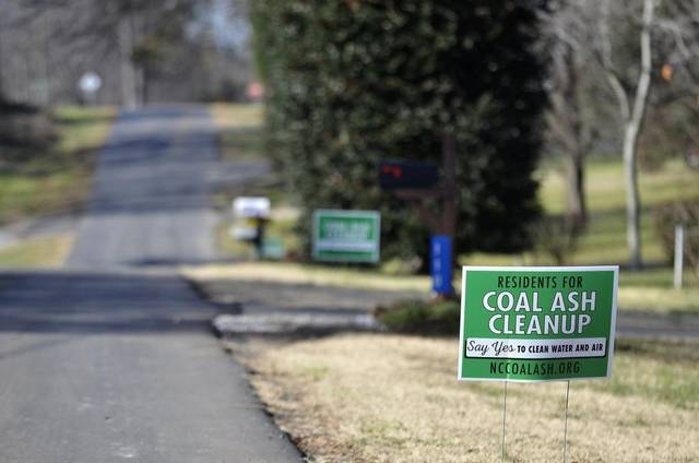Coal ash not the source of well contaminant, Duke University study finds