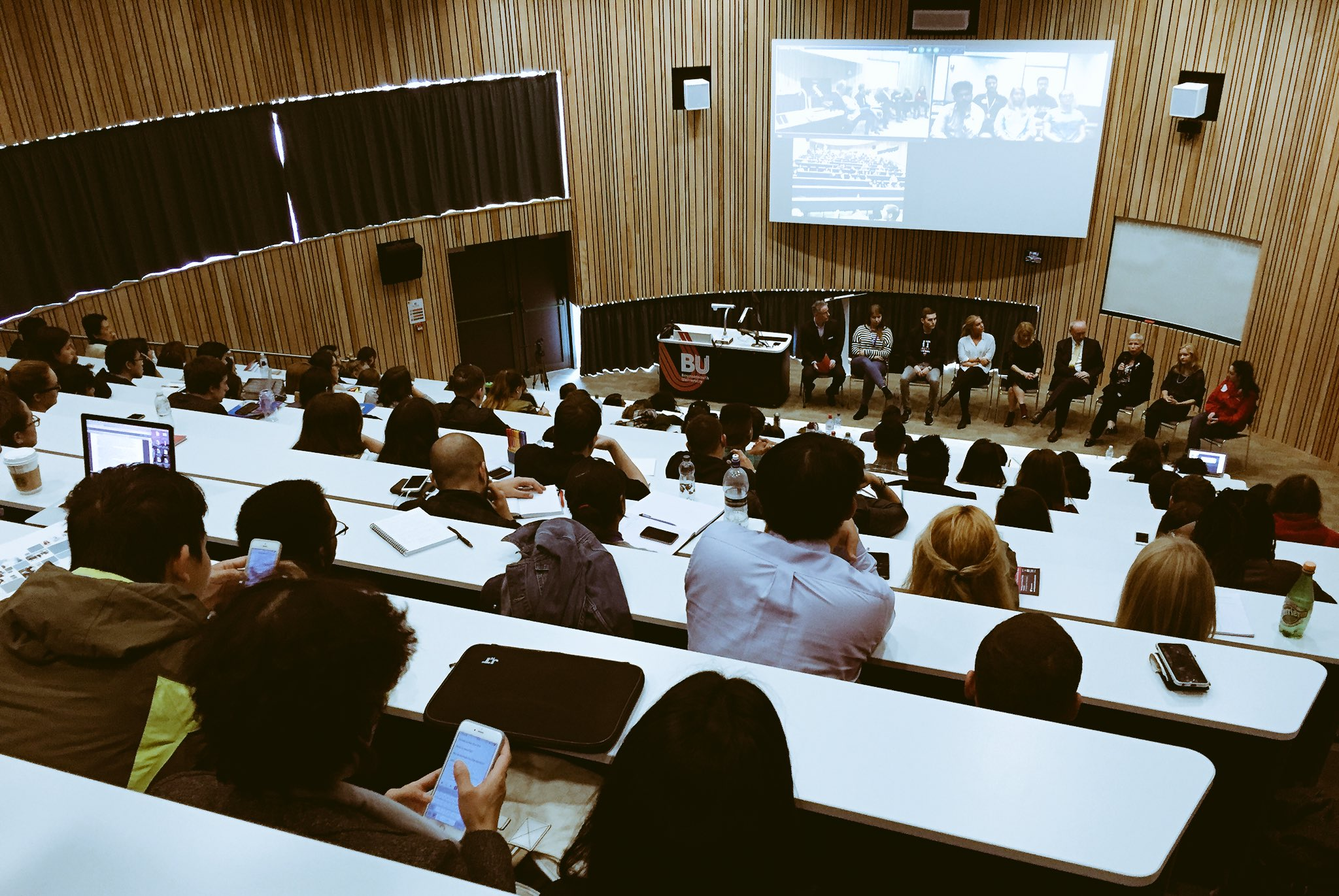 Full house for #BUBglobal International Opportunities Festival at @BournemouthUni https://t.co/e5ic4EOXmC