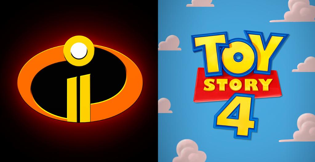 #TheIncredibles2 hits theatres on June 15, 2018, and #ToyStory4 on June 21, 2019! 💥💪🚀🌵