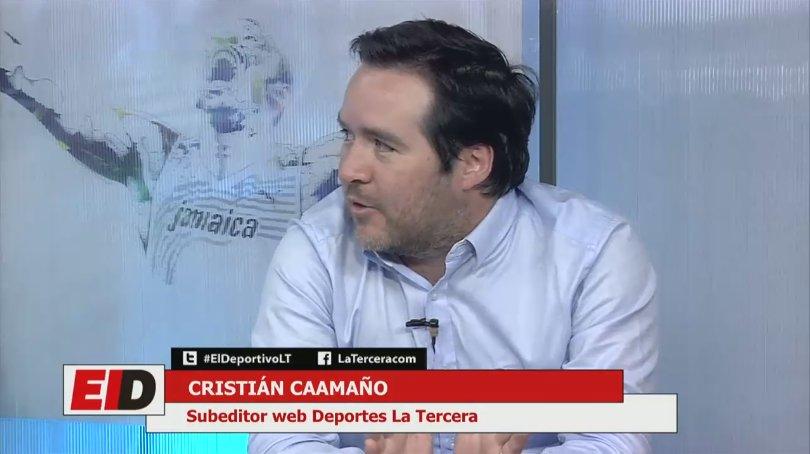 """La Tercera در توییتر """"#ElDeportivoLT⚽️   Cristián Caamaño y fútbol chileno:  """"No es un torneo donde tú veas demasiados buenos espectáculos""""  https://t.co/YxyKakHweJ… https://t.co/ox5pm4Zsdl"""""""