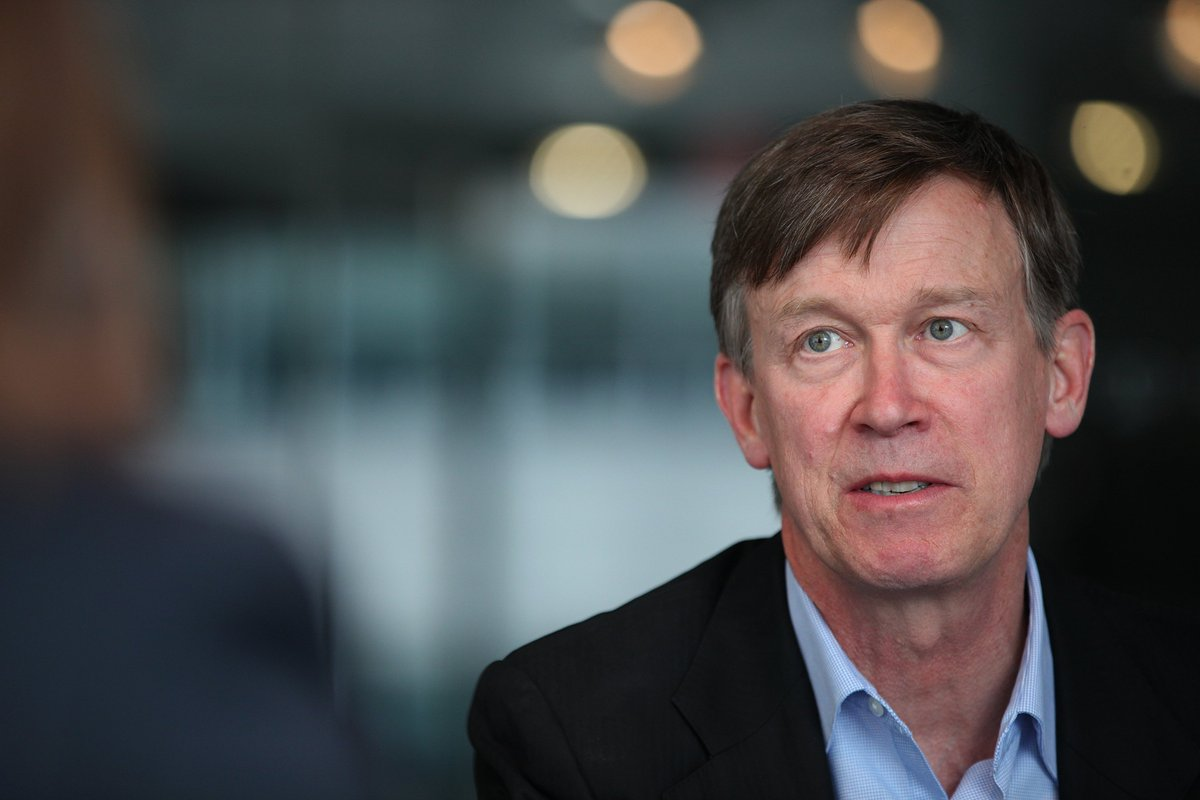 How much do governors make? Where Hickenlooper ranks may stun you: copolitics